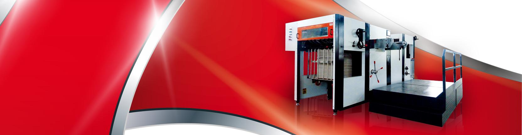 Automat sztancujący drukarnia Vacat